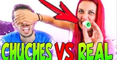 Comida Real VS Chuches