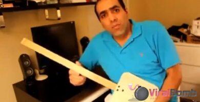 Tocar Una Guitarra Eléctrica