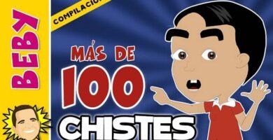 Más De 100 Chistes Para Niños