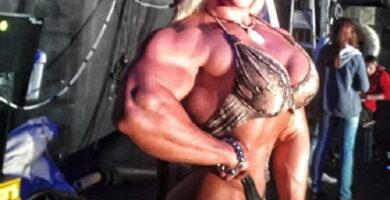 Mujer Hulk En La Vida Real