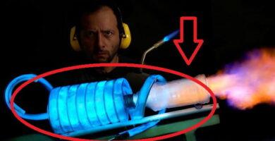 cómo hacer un rayo de plasma