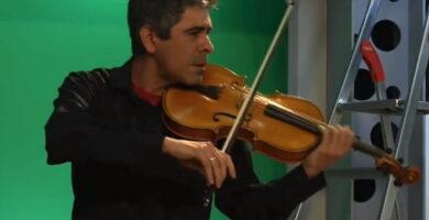Violinista SEVILLANO Contesta Así A Entrevista En Catalán