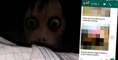 MOMO El Reto De WhatsApp
