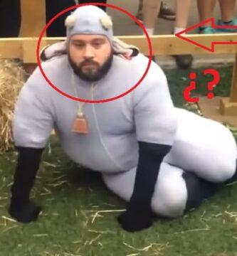 Humanos Disfrazados De Ovejas