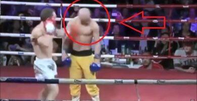 monje shaolin boxeador