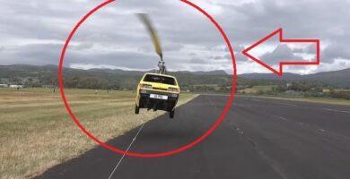 Cómo Hacer Un Coche Helicóptero CASERO